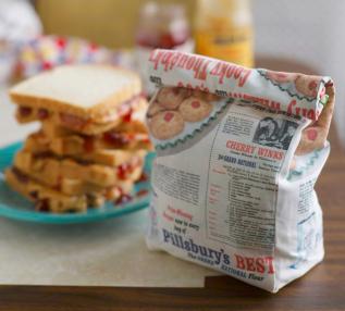 lunch bag tutorial