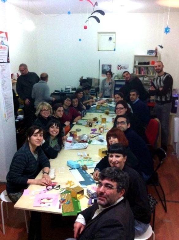 Craft Party Febbraio 2014